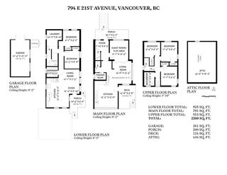 Photo 40: 794 E 21ST Avenue in Vancouver: Fraser VE House for sale (Vancouver East)  : MLS®# R2502916