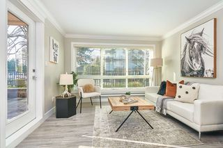 """Photo 2: 102 2268 SHAUGHNESSY Street in Port Coquitlam: Central Pt Coquitlam Condo for sale in """"Uptown Pointe"""" : MLS®# R2521542"""
