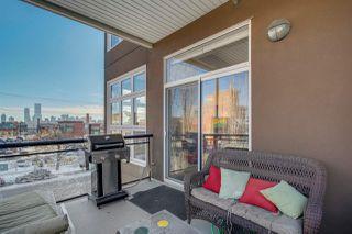 Photo 34: 355 10403 122 Street in Edmonton: Zone 07 Condo for sale : MLS®# E4223696