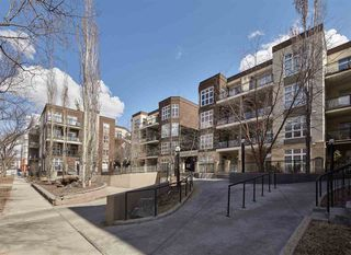 Photo 36: 355 10403 122 Street in Edmonton: Zone 07 Condo for sale : MLS®# E4223696