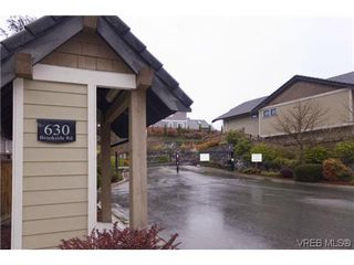 Photo 2: 20 630 Brookside Rd in VICTORIA: Co Latoria Row/Townhouse for sale (Colwood)  : MLS®# 614727