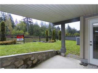 Photo 20: 20 630 Brookside Rd in VICTORIA: Co Latoria Row/Townhouse for sale (Colwood)  : MLS®# 614727