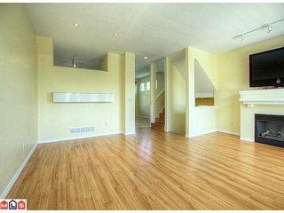"""Photo 3: 62 14959 58TH Avenue in Surrey: Sullivan Station Townhouse for sale in """"SKYLANDS"""" : MLS®# F1221341"""
