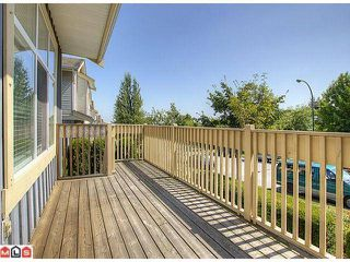 """Photo 5: 62 14959 58TH Avenue in Surrey: Sullivan Station Townhouse for sale in """"SKYLANDS"""" : MLS®# F1221341"""