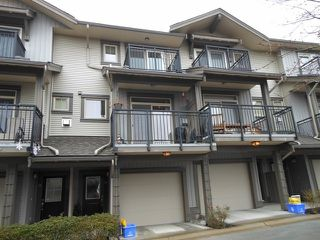 Photo 1: # 38 20326 68 AV in Langley: Willoughby Heights Townhouse for sale : MLS®# F1303648