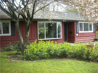 Photo 1: 1298 SILVERWOOD CR in North Vancouver: Norgate House for sale : MLS®# V1002739