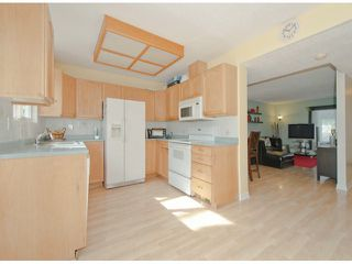 "Photo 2: 6936 134 ST in Surrey: West Newton House 1/2 Duplex for sale in ""Bentley"" : MLS®# F1309630"