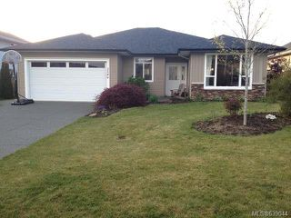 Photo 1: 2546 HEBRIDES Crescent in COURTENAY: Z2 Courtenay East House for sale (Zone 2 - Comox Valley)  : MLS®# 639044