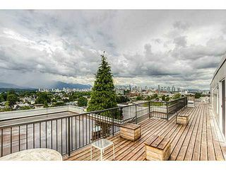 "Photo 16: 506 2120 W 2ND Avenue in Vancouver: Kitsilano Condo for sale in ""ARBUTUS PLACE"" (Vancouver West)  : MLS®# V1013797"
