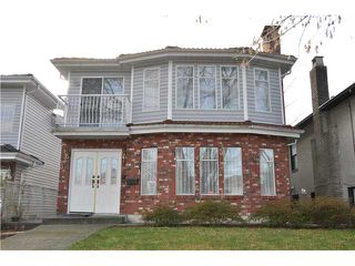 Photo 1: 38 E 19TH AV in Vancouver: Main House for sale (Vancouver East)  : MLS®# V1043322