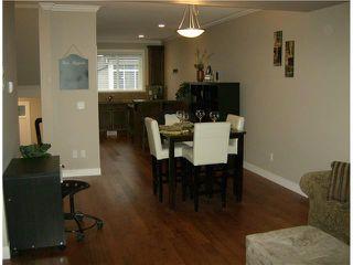 Photo 3: # 63 11252 COTTONWOOD DR in Maple Ridge: Cottonwood MR Condo for sale : MLS®# V1019547