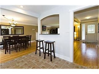 Photo 5: 3913 Ansell Road in VICTORIA: SE Mt Tolmie Single Family Detached for sale (Saanich East)  : MLS®# 246312