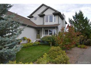 Photo 1: 1502 Kenderdine Road in Saskatoon: Arbor Creek Single Family Dwelling for sale (Saskatoon Area 01)  : MLS®# 511015