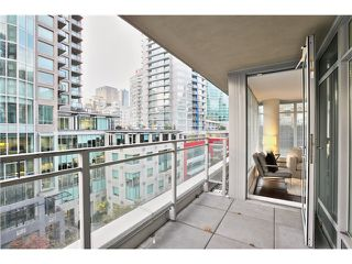 Photo 8: # 803 888 HOMER ST in Vancouver: Downtown VW Condo for sale (Vancouver West)  : MLS®# V1092886