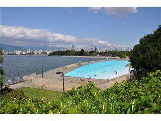 Photo 14: 2585 CORNWALL AV in Vancouver: Kitsilano Condo for sale (Vancouver West)  : MLS®# V1104415