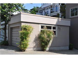 Photo 15: 2585 CORNWALL AV in Vancouver: Kitsilano Condo for sale (Vancouver West)  : MLS®# V1104415
