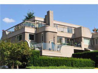 Photo 3: 2585 CORNWALL AV in Vancouver: Kitsilano Condo for sale (Vancouver West)  : MLS®# V1104415
