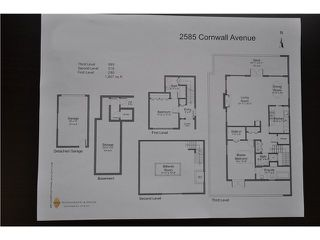 Photo 16: 2585 CORNWALL AV in Vancouver: Kitsilano Condo for sale (Vancouver West)  : MLS®# V1104415