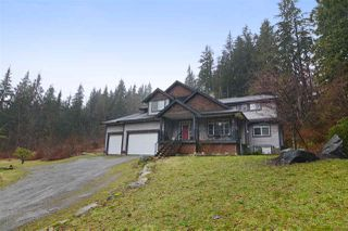 Photo 1: 12433 MCNUTT ROAD in Maple Ridge: Northeast House for sale : MLS®# R2148393