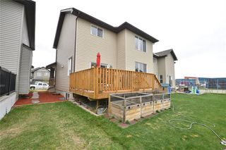 Photo 30: 105 BAYWATER WY SW: Airdrie House for sale : MLS®# C4183834