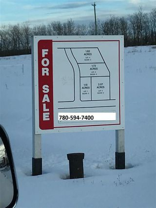 Photo 2: 6904 Voyageur Way in Cold Lake: Land Commercial for sale : MLS®# E4139980