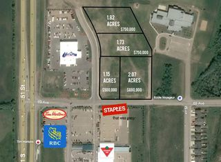 Photo 1: 6904 Voyageur Way in Cold Lake: Land Commercial for sale : MLS®# E4139980