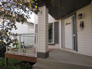 Photo 27: 7 Empress Way in St. Albert: Attached Home for rent