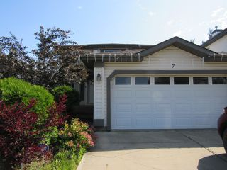 Photo 2: 7 Empress Way in St. Albert: Attached Home for rent