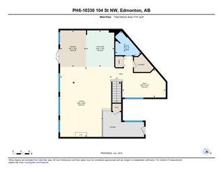 Photo 49: PH6 10330 104 Street in Edmonton: Zone 12 Condo for sale : MLS®# E4179044