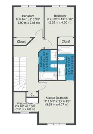 Photo 24: 3614 8 AV SW in Edmonton: Zone 53 Attached Home for sale : MLS®# E4183728