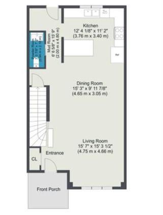 Photo 23: 3614 8 AV SW in Edmonton: Zone 53 Attached Home for sale : MLS®# E4183728