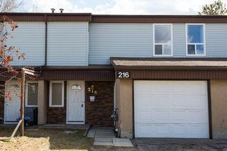 Photo 1: 216 GRANDIN Village: St. Albert Townhouse for sale : MLS®# E4195028