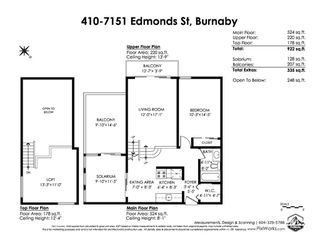 "Photo 25: 410 7151 EDMONDS Street in Burnaby: Highgate Condo for sale in ""BAKERVIEW"" (Burnaby South)  : MLS®# R2456940"