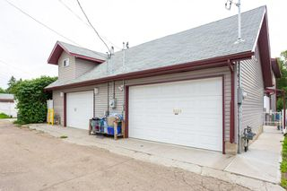 Photo 28: 9355 94 Street in Edmonton: Zone 18 House Half Duplex for sale : MLS®# E4205323