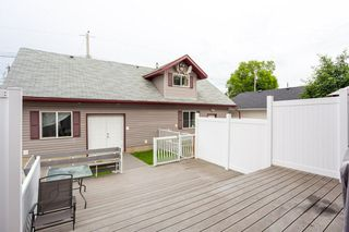 Photo 25: 9355 94 Street in Edmonton: Zone 18 House Half Duplex for sale : MLS®# E4205323