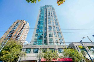 Main Photo: 2001 1188 HOWE Street in Vancouver: Downtown VW Condo for sale (Vancouver West)  : MLS®# R2493412