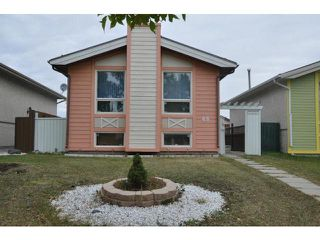 Photo 1: 45 Ostafiew Farm Road in WINNIPEG: Maples / Tyndall Park Residential for sale (North West Winnipeg)  : MLS®# 1219498