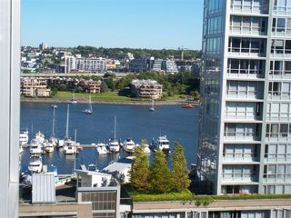 """Photo 3: # 1601 1201 MARINASIDE CR in Vancouver: Yaletown Condo for sale in """"THE PENINSULA"""" (Vancouver West)  : MLS®# V939947"""