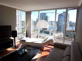 """Photo 12: # 1601 1201 MARINASIDE CR in Vancouver: Yaletown Condo for sale in """"THE PENINSULA"""" (Vancouver West)  : MLS®# V939947"""