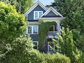 Photo 1: 5870 ONTARIO Street in Vancouver: Main House for sale (Vancouver East)  : MLS®# V1020718