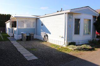 Main Photo: 4 2805 Westsyde Road in Kamloops: Westsyde Manufactured Home for sale : MLS®# 119353