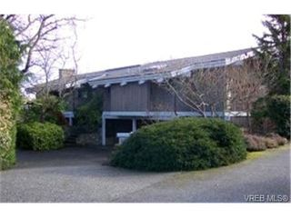 Photo 1:  in VICTORIA: SE Cedar Hill Single Family Detached for sale (Saanich East)  : MLS®# 358045