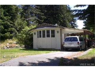 Photo 1:  in MALAHAT: ML Malahat Proper Manufactured Home for sale (Malahat & Area)  : MLS®# 372946