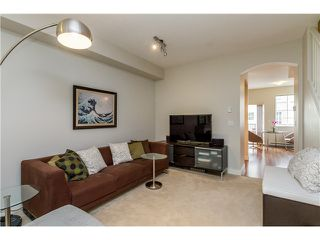 """Photo 4: 2 8533 CUMBERLAND Place in Burnaby: The Crest Townhouse for sale in """"CHANCERY LANE"""" (Burnaby East)  : MLS®# V1074166"""