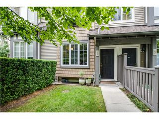 """Photo 2: 2 8533 CUMBERLAND Place in Burnaby: The Crest Townhouse for sale in """"CHANCERY LANE"""" (Burnaby East)  : MLS®# V1074166"""