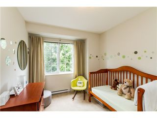 """Photo 14: 2 8533 CUMBERLAND Place in Burnaby: The Crest Townhouse for sale in """"CHANCERY LANE"""" (Burnaby East)  : MLS®# V1074166"""