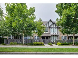 """Photo 1: 2 8533 CUMBERLAND Place in Burnaby: The Crest Townhouse for sale in """"CHANCERY LANE"""" (Burnaby East)  : MLS®# V1074166"""