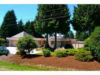 Main Photo: 4849 EAGLEVIEW Road in Sechelt: Sechelt District House for sale (Sunshine Coast)  : MLS®# V1074330
