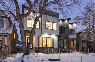 Photo 1:  in Calgary: Richmond Park_Knobhl Residential Attached for sale