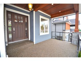 Photo 3: 1315 HOLLYBROOK ST in Coquitlam: Burke Mountain House for sale : MLS®# V1053747